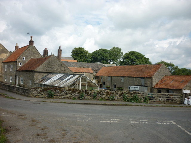 Cherry Tree Farm, Lockton