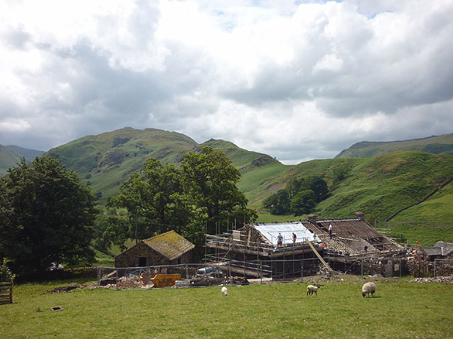 Re Roofing Hause Farm Martindale 169 Karl And Ali Cc By Sa