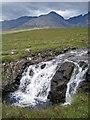 NG4119 : Waterfall in Allt na Buaile Dubhe : Week 27