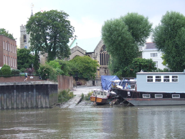 Slipway at Chiswick
