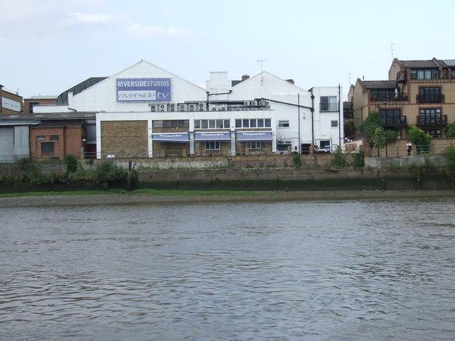 Riverside TV studios, Hammersmith