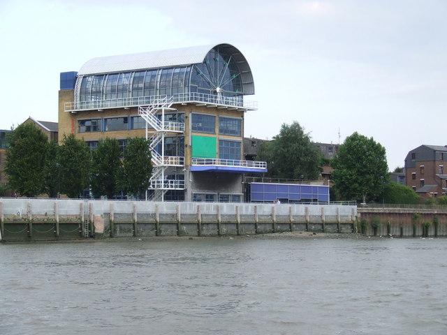 Thames Wharf Studios, Hammersmith