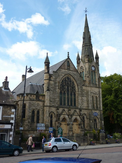 Trinity Methodist Church, Barnard Castle