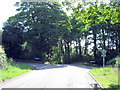SO9775 : Alvechurch Highway, Bromsgrove as it enters Lickey & Blackwell Parish by Roy Hughes