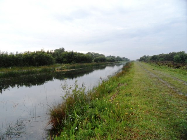 Grand Canal near Edenderry, Co. Offaly