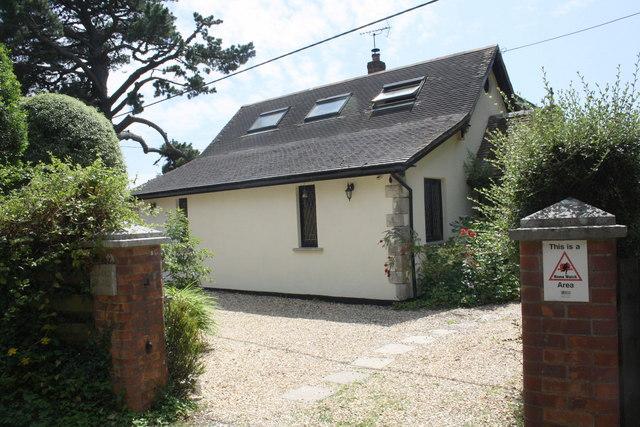 Converted chapel on Redbridge Road