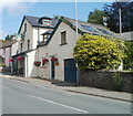 SO1422 : Old Central Stores and post office, Bwlch by John Grayson