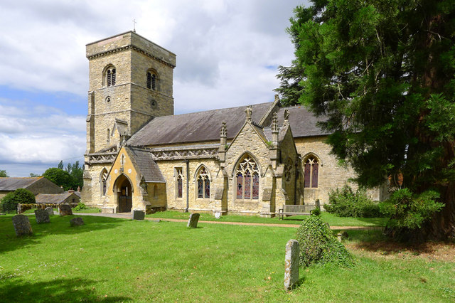 All Saints Church, Lower Weald, Calverton, Bucks