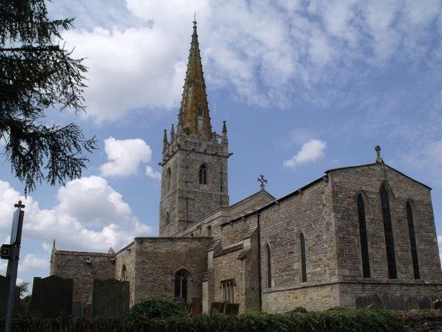All Saints Church Coleby 169 J Hannan Briggs Cc By Sa 2 0