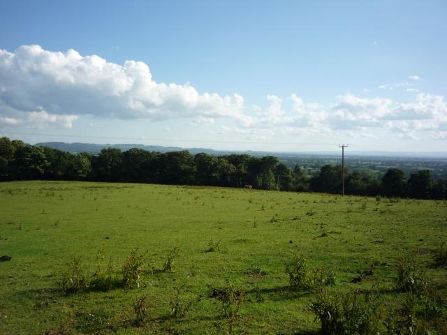 Across Cheshire
