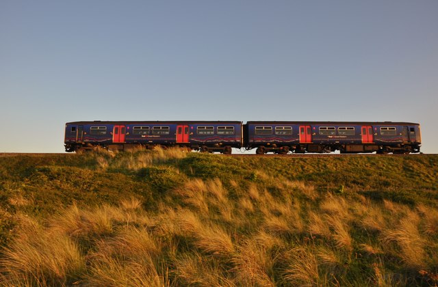 Penwith : First Great Western Train