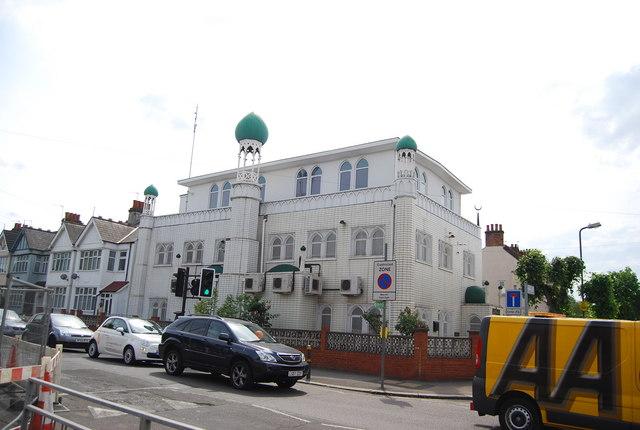Mosque, Durnsford Rd, Wimbledon