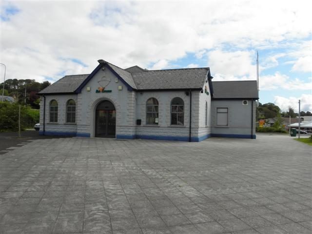 Bus station, Letterkenny