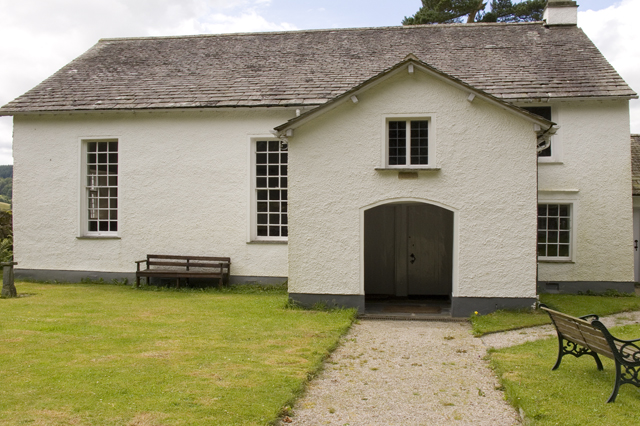 Quaker meeting House, Colthouse © Tom Richardson cc-by-sa ... Quaker Meeting House