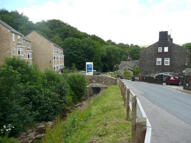 Spring Bottom, Ramsden Wood, Walsden
