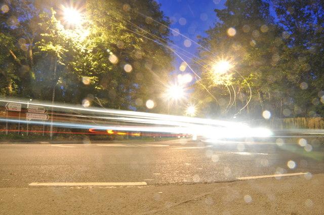 Lelant : Nut Hill Roundabout