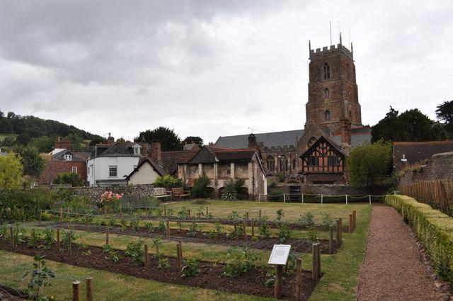 Old Garden - Dunster