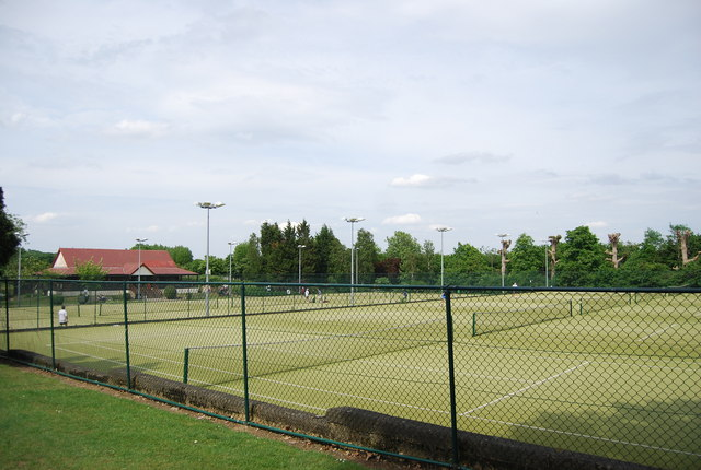 Wimbledon Park tennis courts