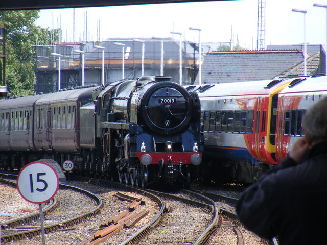 The Cathedrals Express (1)
