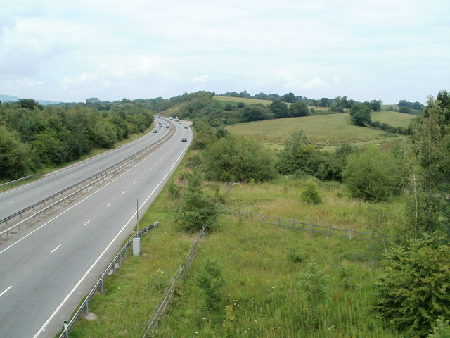 Fields bordering the A4042, Malpas, Newport