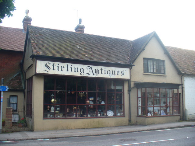 Stirling Antiques