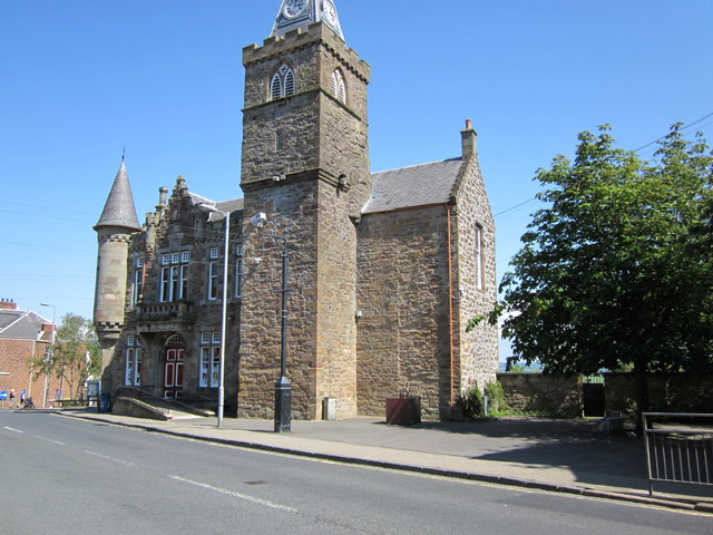 Maybole Town Hall