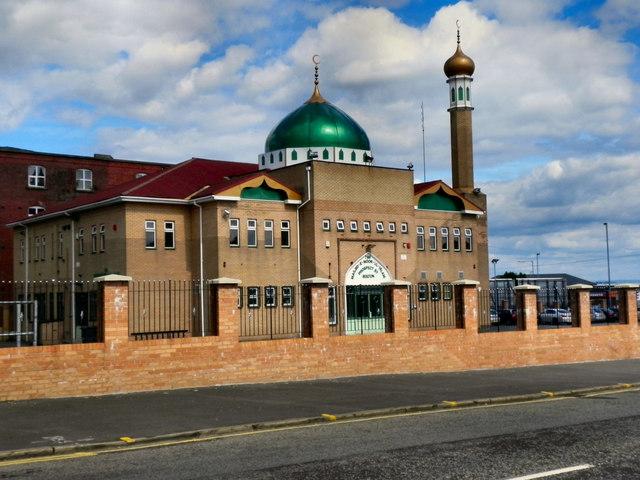 "Masjid-e-Noor, ""Bolton Mosque"""