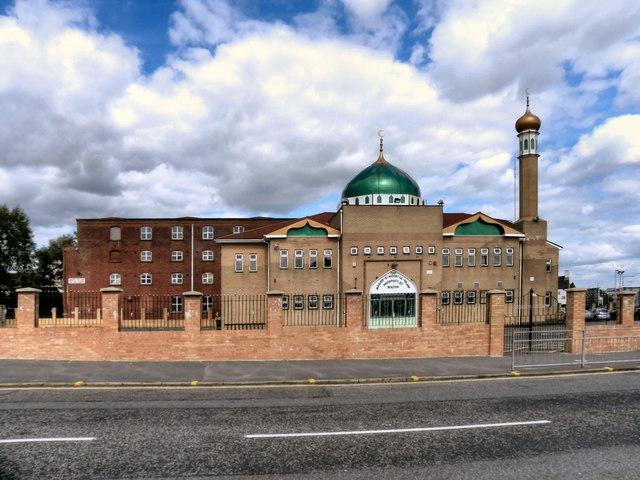"""Bolton Mosque"", Masjid-e-Noor-Ul-Islam"