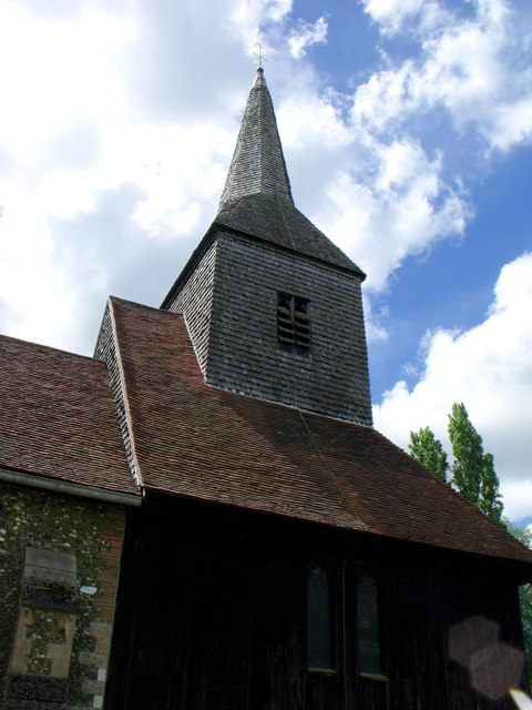 Spire, St Margaret's, Margaretting, Essex