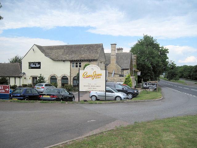 The Ram Jam Inn Near Stretton 169 John Firth Geograph