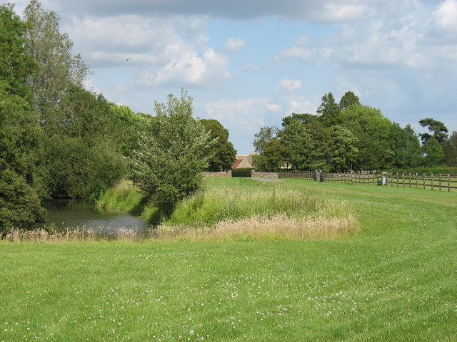 Looking towards Manor Farm