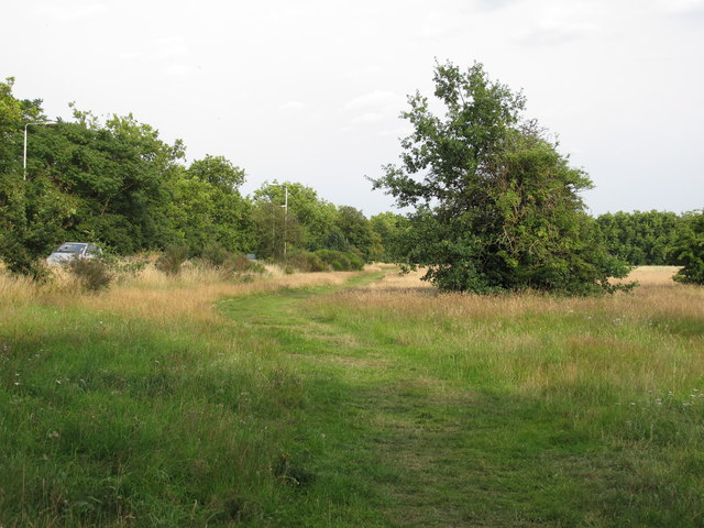 Path near Aldersbrook Road