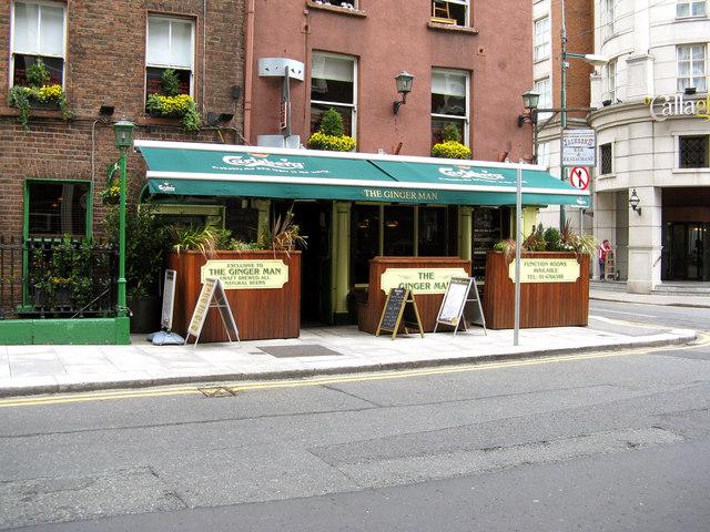 Dublin The Ginger Man Dr Neil Clifton Cc By Sa 2 0