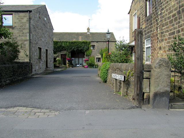 Church Close, Steeton