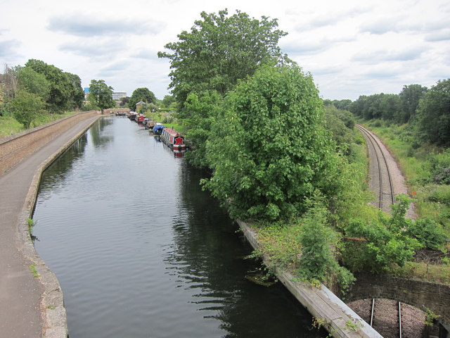 Grand Union Canal and Railway