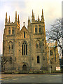 SE6132 : Selby Abbey by David Dixon
