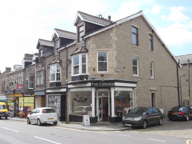Burnley Road, Crawshawbooth, Rossendale, Lancashire, BB4 2 ...