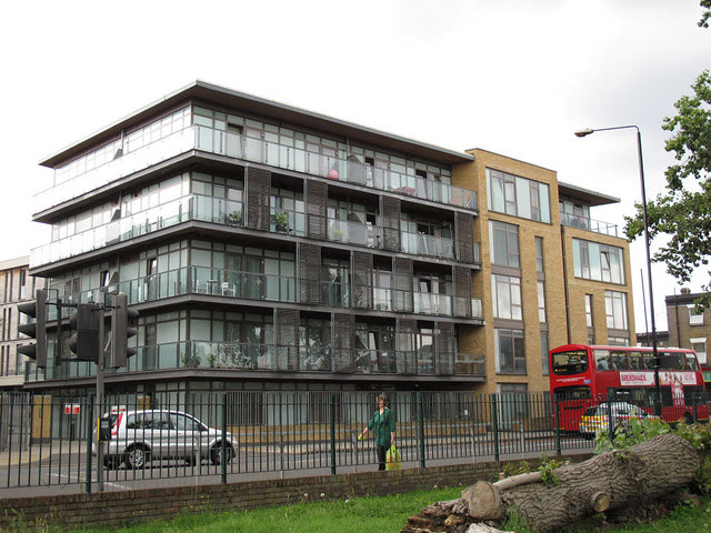 Apartments on Woolwich Road