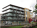 TQ3978 : Apartments on Woolwich Road  by Stephen Craven