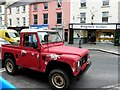 H4572 : Landrover, Omagh by Kenneth  Allen