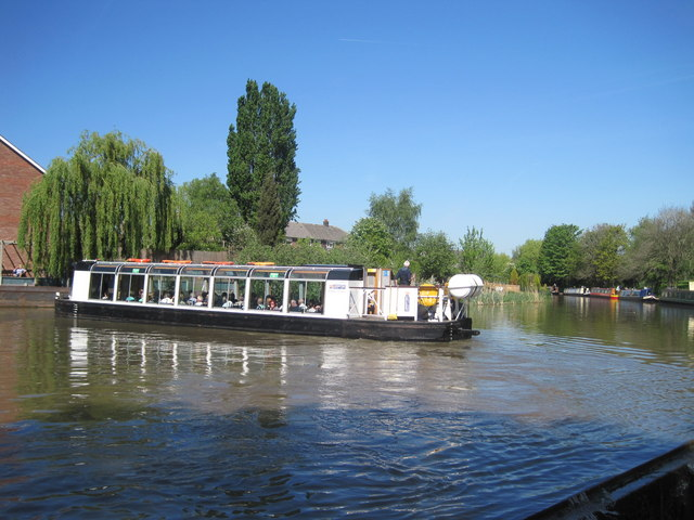 Trent-Mersey Canal at Anderton