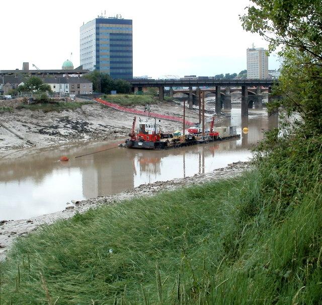 River Usk, Newport