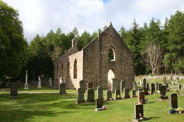 Blairdaff Churchyard