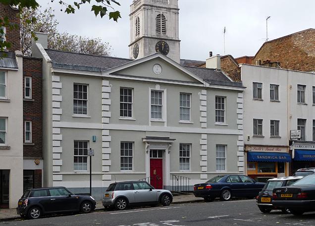 37a Clerkenwell Green