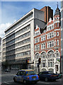 TQ3181 : 26-31 Farringdon Street by Stephen Richards