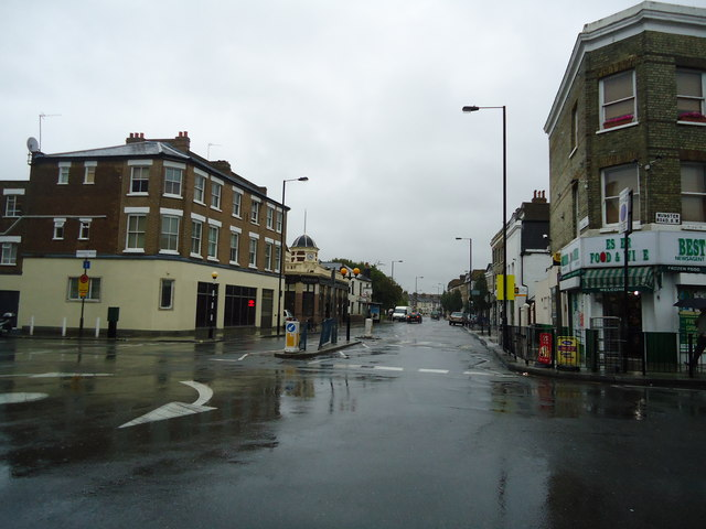 Lillie Road, London SW6
