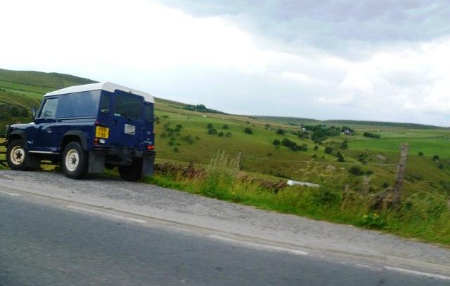 A624 road