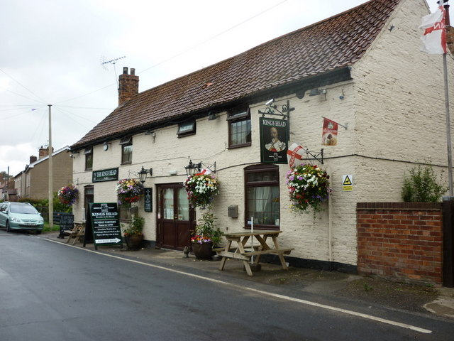 The Kings Head, Barmby on the Marsh