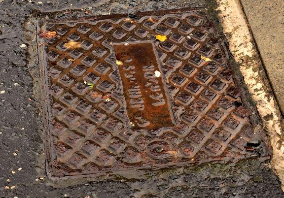 Jennings access cover, Lisburn