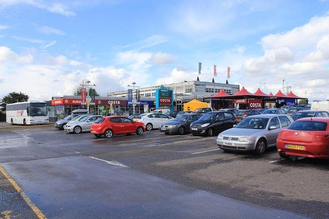 Car Park Howard Street